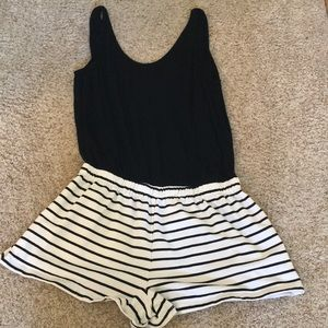 Romper perfect for dressing up or dressing down